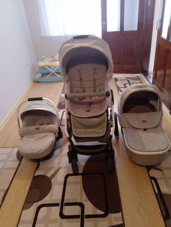 Бебешка количка Lorelli Rimini 3в1