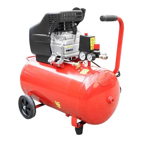 Compresor aer volum 50L putere 1.5kW/2CP presiune maxima 8 Bar