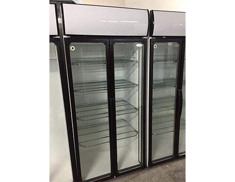 Двойни хладилни витрини 800 литра