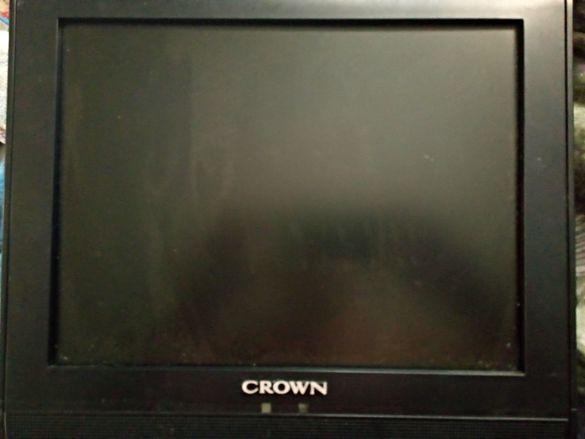 Телевизори Crown и Нео