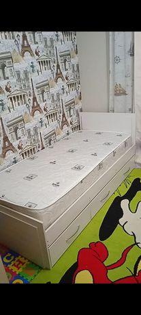 Продам 2 одинаковые детские кровати