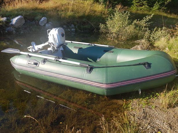 Barca pneumatica Energoteam HSM 270