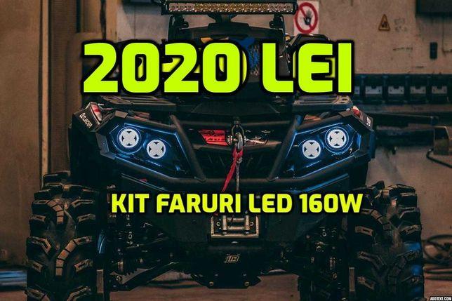 Can-AM ATV RJWC Faruri LED 160W Neutrino Outlander Renegade