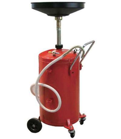 Машина за източване на масло, 90 литра, Професионална