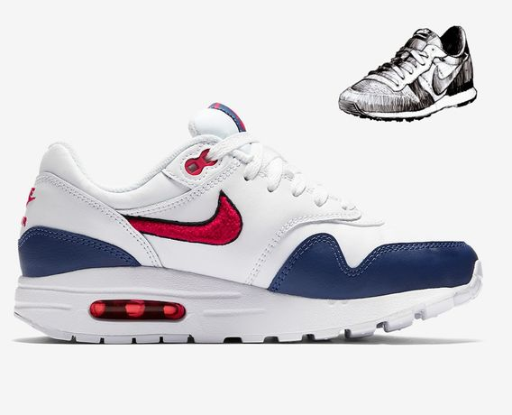 Nike Nr 36 ; 37.5 ; 38 ; 38.5 ; 39 ; 40 Air Max 1 Originali