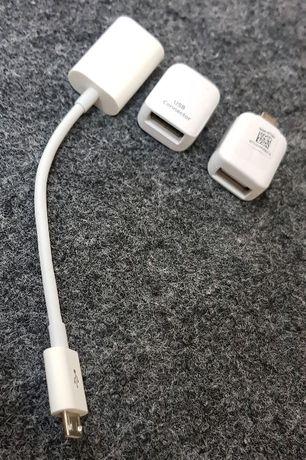 Cablu USB - MicroUSB - adaptor transfer fișiere Samsung