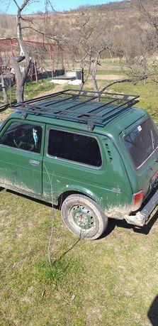 Portbagaj Roof Rack Lada Niva 4x4 off road