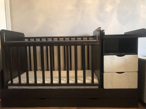 Продаю детскую кровать!!! Срочно