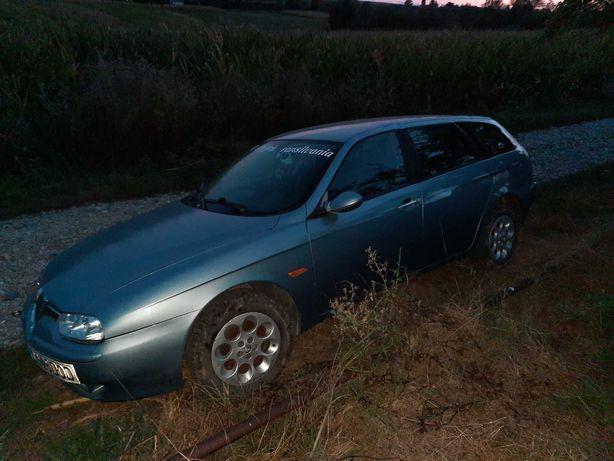 Alfa Romeo 156 sport wagon piese