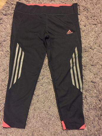 Leggings Adidas 3/4 colanti fitness, sală, alergare, sport, drumetie S