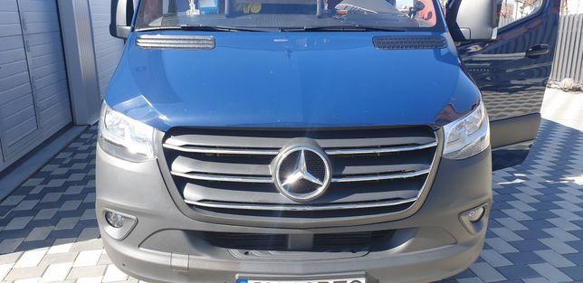 Grila crom Mercedes Sprinter w907