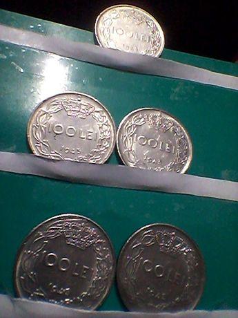 Monede de 100 LEI -din 1943