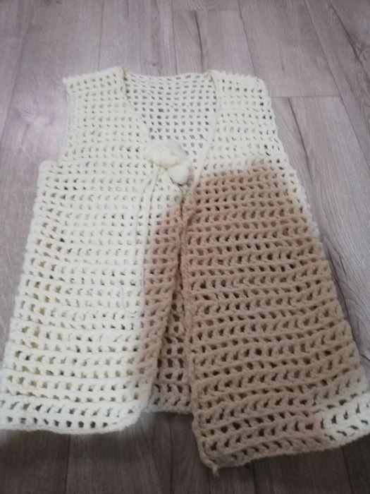 Vesta de dama lucrata Buzau - imagine 1