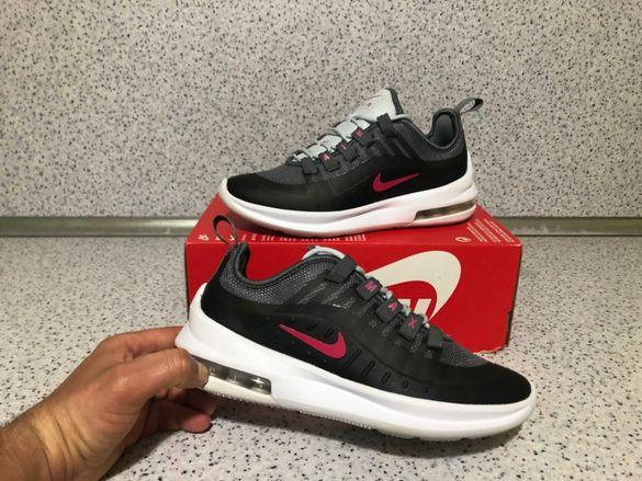ОРИГИНАЛНИ *** Nike Air Max Axis / Deep Grey Red