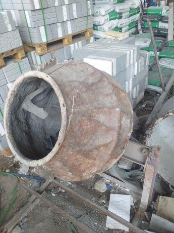 Бетонамешалка 320л 3 кВт движок советской сборки