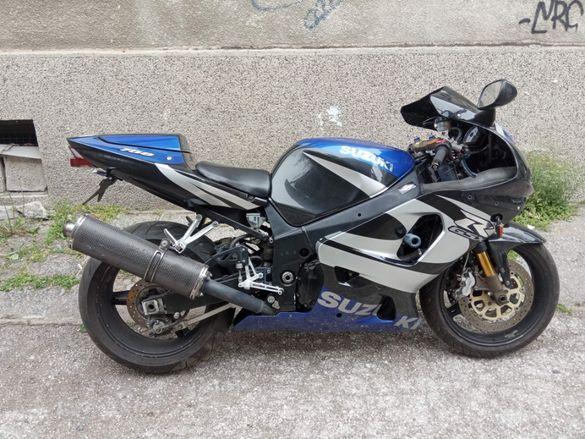 На части Suzuki к1 к2 gsxr750 Сузуки к1 к2 гсхр 750