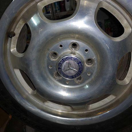 Джанти Mercedes 16'' 2 комплекта и 4бр. гуми Michelin 205/55/16