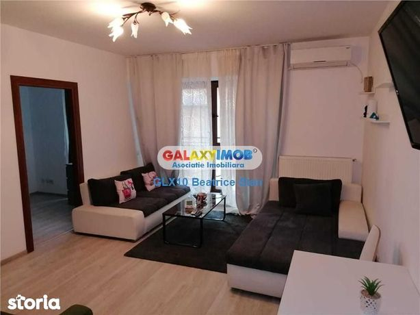 Inchiriere apartament 3 camere cu centrala\/parcare Calea Calarasilor
