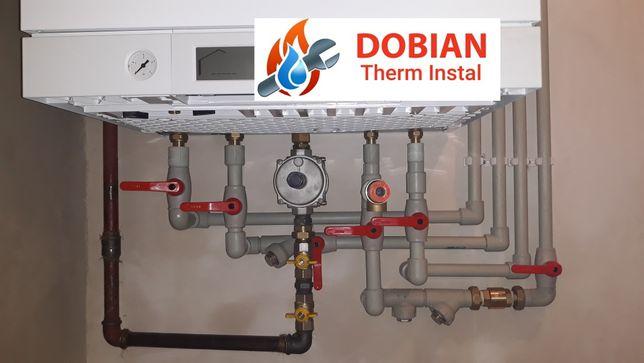 Instalator autorizat centrale termice, montaj,reparatii,ISCIR,PIF+AF