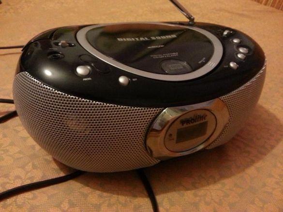 радио с дискове