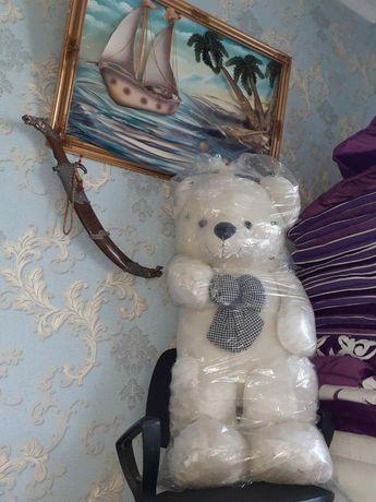 Мягкий игрушка медведь
