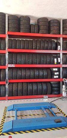 Rafturi metalice pentru anvelope1,8x2,5