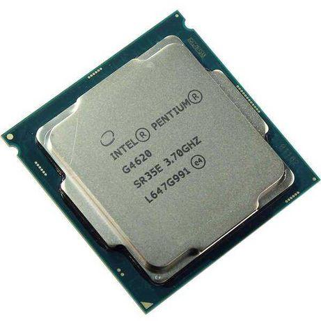 Процессор Intel Pentium G4620, подходит под майнинг платы 6 и 7 покол