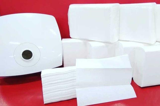 Бумажные полотенца z–укладка