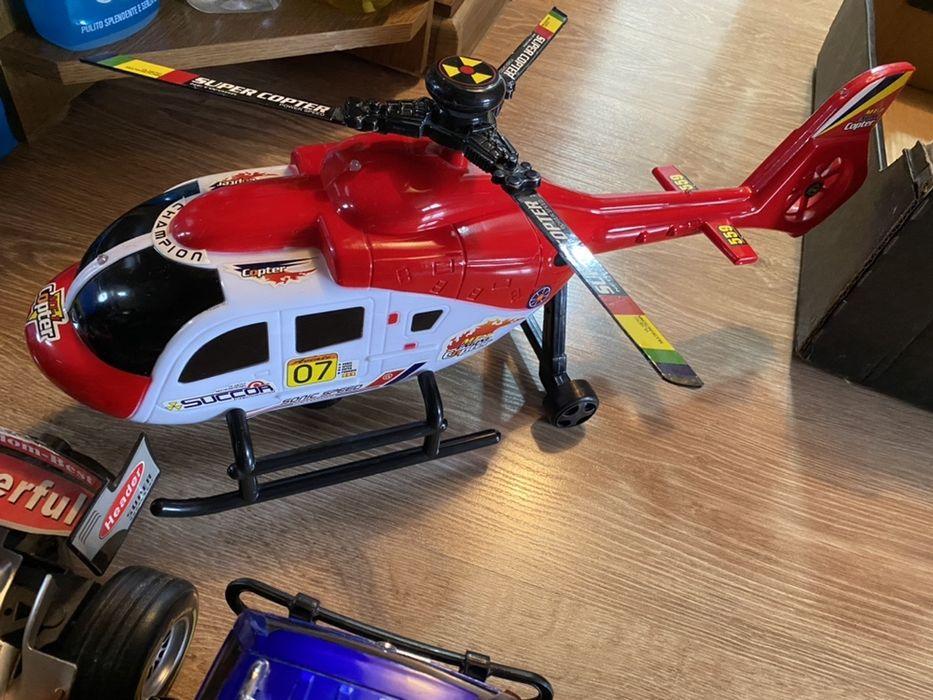 Jucarii:avion,elicopter,formula1,masini,tractoare Oradea - imagine 1