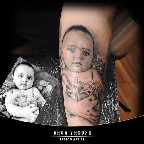 Salon tatuaje Bucuresti,sector 3