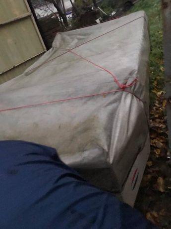 Ремарке тип каравана, палатка