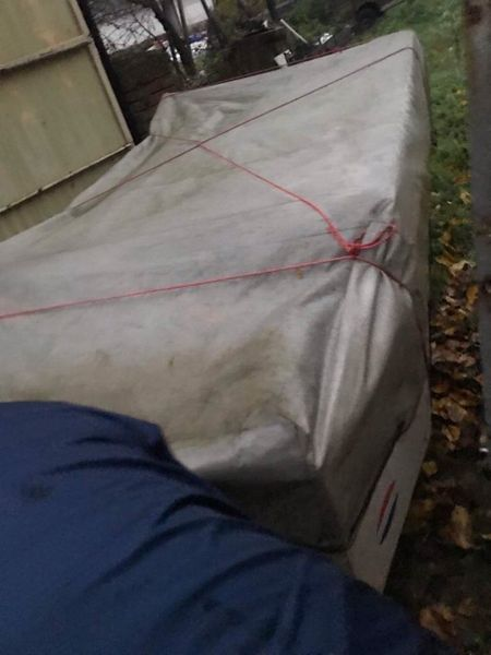 Ремарке тип каравана, палатка гр. Стара Загора - image 1