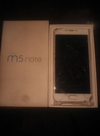 Meizu m5 Note, на запчасти
