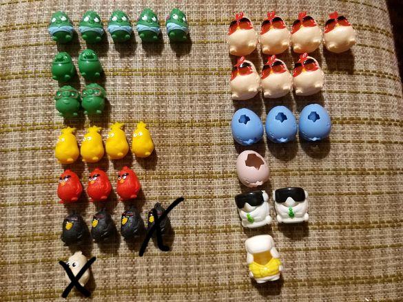 ОБНОВЕНА!Билла скокльовци и емоджита, играчки от Чупа-чуп близалки.