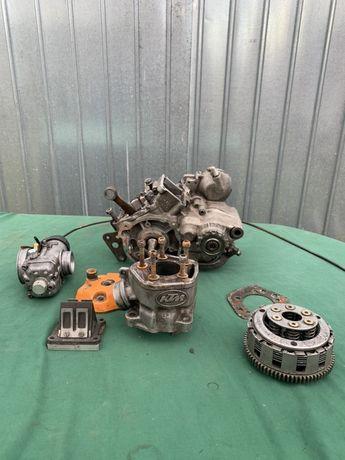Dezmembrez motor ktm 85