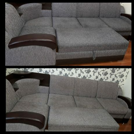 Химчистка мягкой мебели чистка дивана матраса в Астане уборка парогене