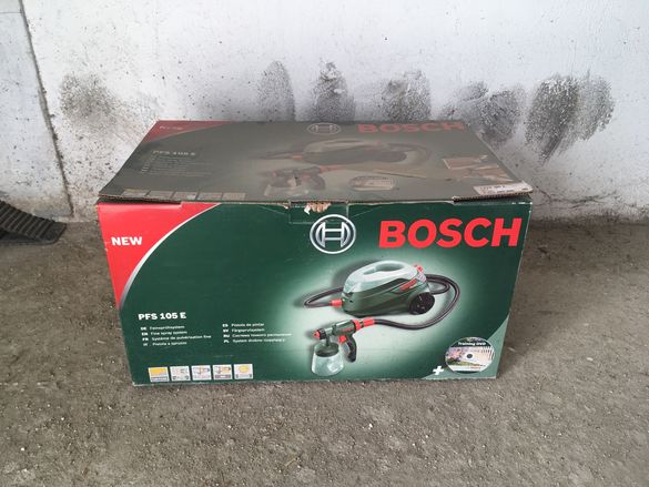 Bosch PFS 105 E