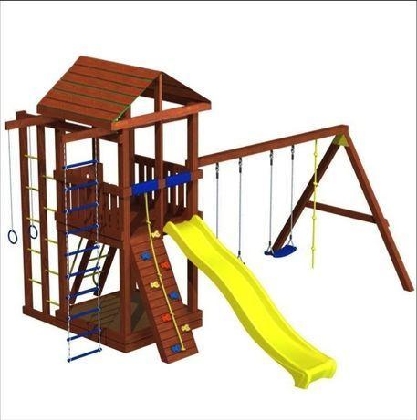 ПРОДАЕТСЯ детская площадка (горка, качели, песочница, стенка и др.)