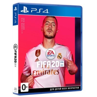 Игра для Ps 4/5 FIFA 20 каспи ред Доставка