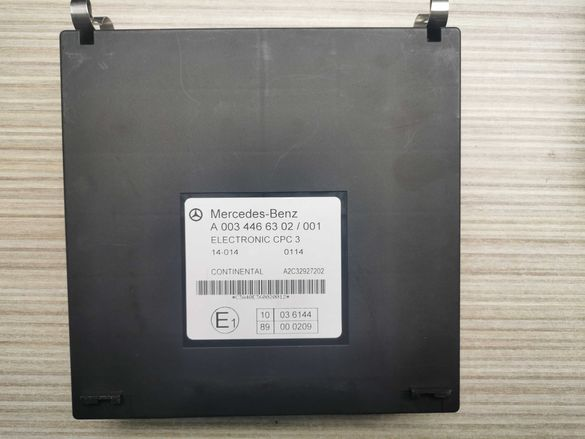 Продавам комуникационен модул  CPC 3 за Мерцедес Актрос MP4.