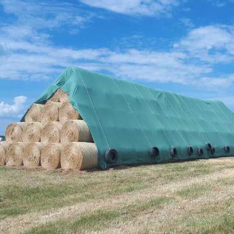 Prelata verde baloti 160g/mp