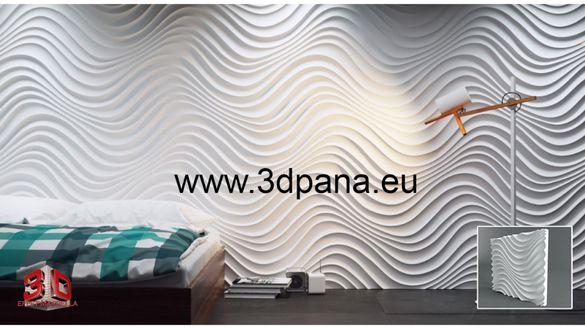 3D ПАНЕЛИ, облицовъчен камък, стенни облицовки, пана № 0023
