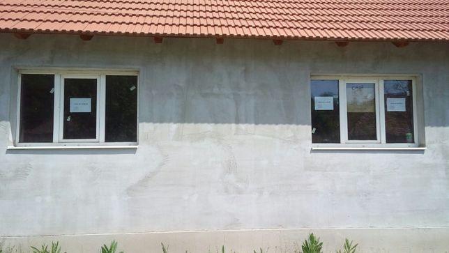 Casa în comuna Tîrnava