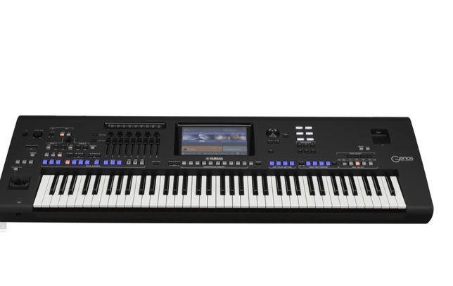 Yamaha Genos, stare ireproșabilă