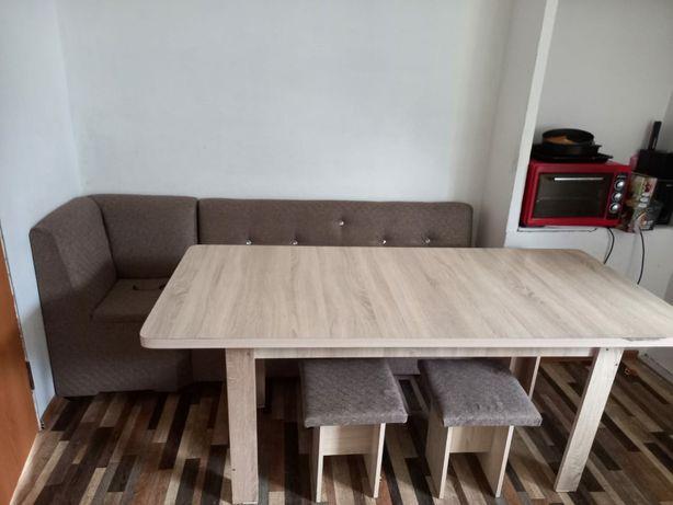 Кухонный уголок 2 стулья
