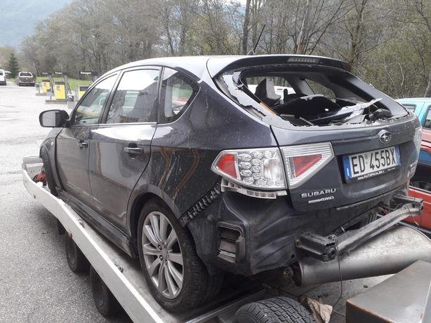 • DEZ Subaru Impreza 2.0d Boxer *MOTOR VANDUT * •