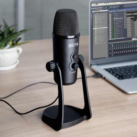 USB Студийный микрофон Boya BY-PM700 Аналог Blue Yeti г. Алматы