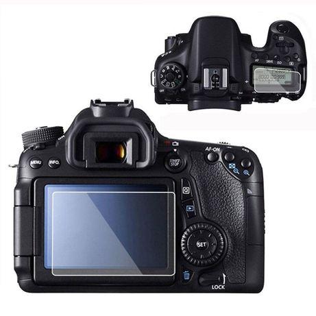 Стъклен протектор за Canon EOS 70D 80D 90D