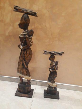 Дървени статуетки