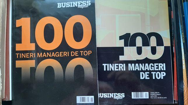 Top Companii private, Tineri manageri, Bancheri, Agricultura
